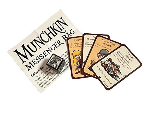 Munchkin Messenger Bag [Import allemand]