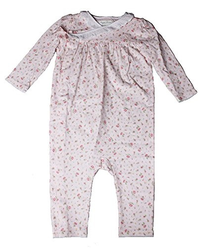 Ralph Lauren Baby Girls Printed Coveralls