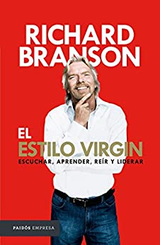 El estilo Virgin de [Branson, Richard]