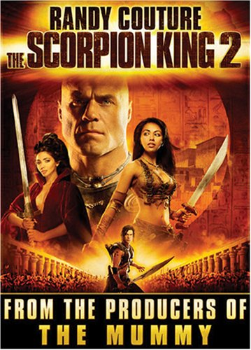 DVD : The Scorpion King 2: Rise of a Warrior (, Dubbed, Dolby, AC-3, Slipsleeve Packaging)