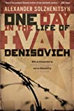 Book cover for One Day in the Life of Ivan Denisovich