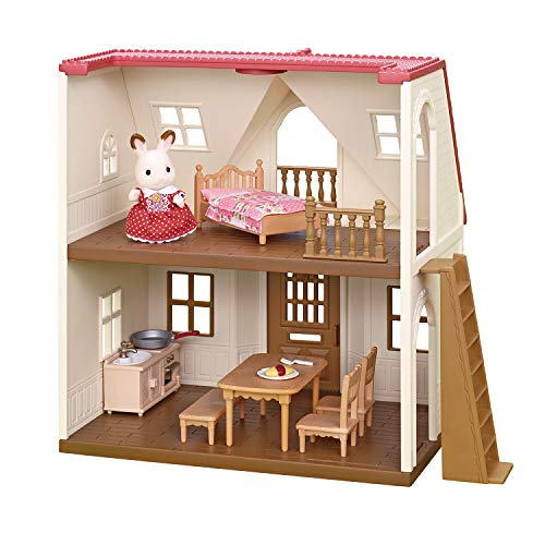 Calico Critters Red Roof