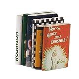 1/12 Miniature Dollhouse 6pcs Books Colorful