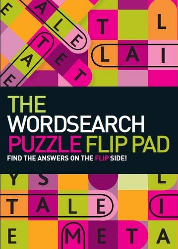 Read Online The Wordsearch Puzzle Flip Pad pdf