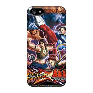 Fashion Cases For Iphone 5/5s- Street Fighter X Defender Cases Covers