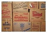Lot of 100 OLD Baseball Cards in UNOPENED SEALED PACKS - Rookie - RC - HOF'ers