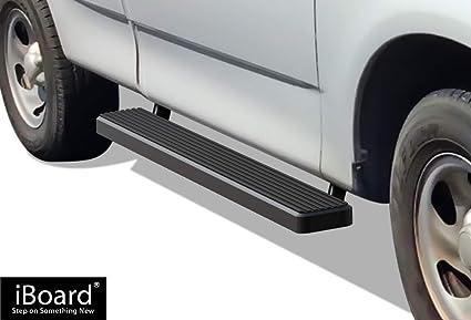 Running Boards Pickup Truck 3 Black Side Bars Nerf Bars Step Rails ...