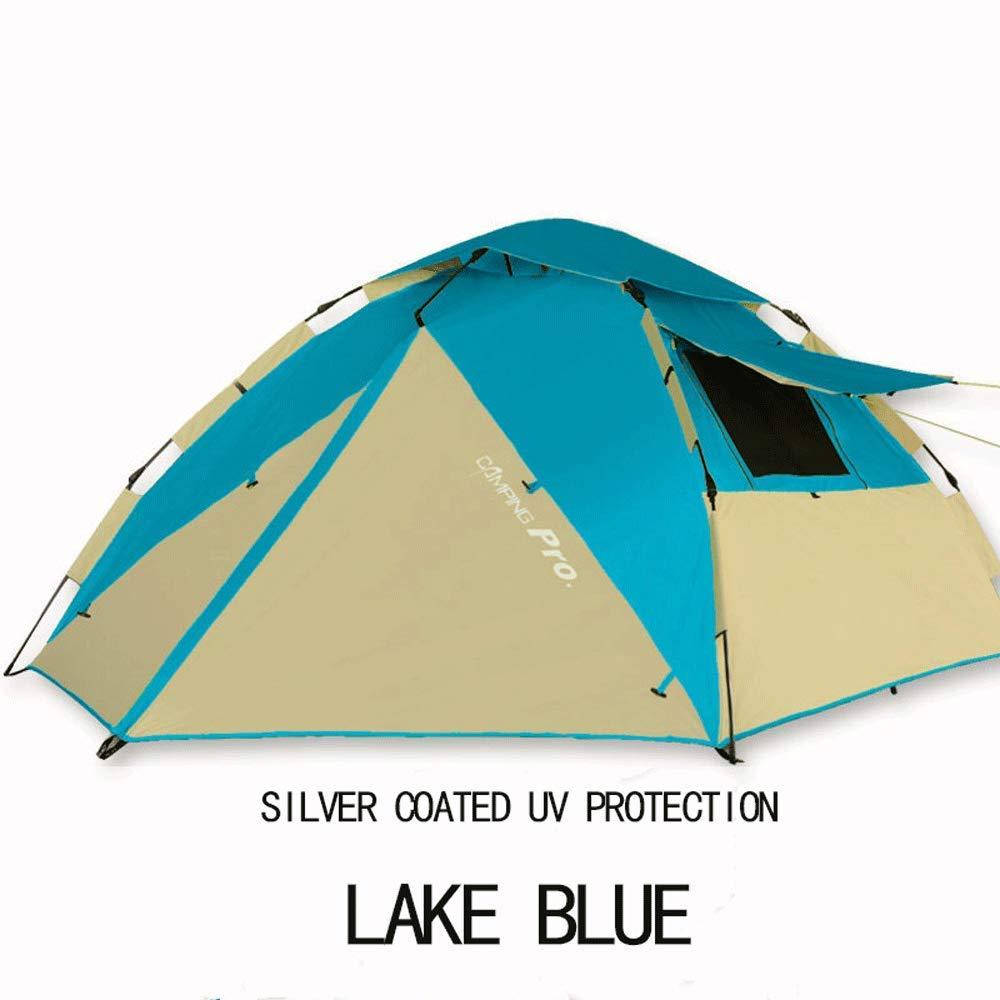 Novopus Zelt: automatische Outdoor - Zelt Camping - Bereich regenfeste Zelt am Strand