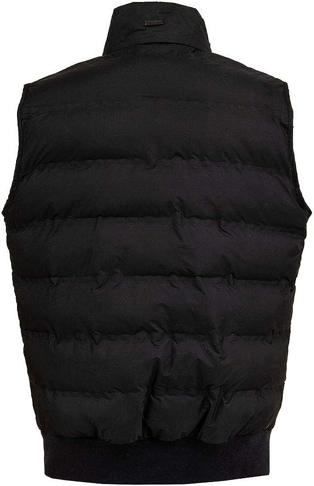 Tempco Mens Stitchless WarmTek Down Puffer Vest TM214-BLACK