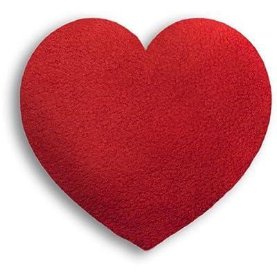 Leschi coussin chauffant/36851/chaleur Coeur/Petit (Coussin chauffant pour bébés et enfants) couleurâ€