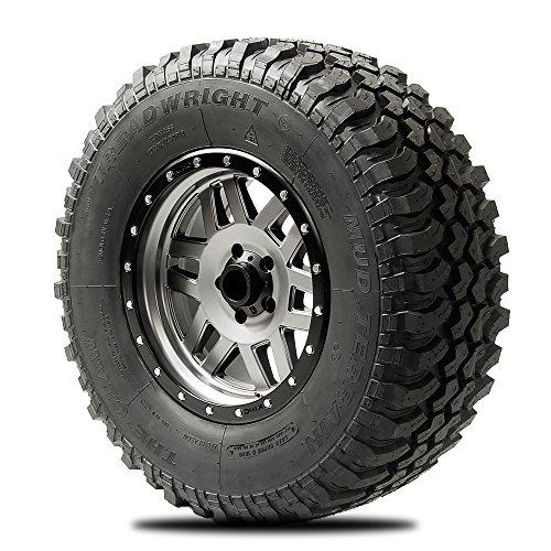 TreadWright CLAW II M/T Tire - Remold USA - LT35x12.50R18E Premier Tread Wear (40,000 miles)