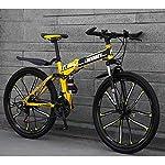 51f53E1u6XL. SS150 Adulti mountain bike 21/24/27 velocità Off-Road doppio shock di assorbimento della bicicletta 24/26 pollici alta…