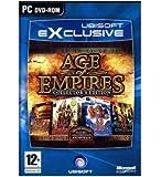 Age of Empires - Collector's Edition (Ubisoft eXclusive) [Importación francesa]