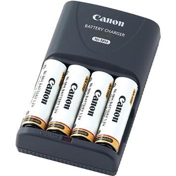 Amazon.com: Kit de Cargador para Canon Batería y CBK4 – 300 ...