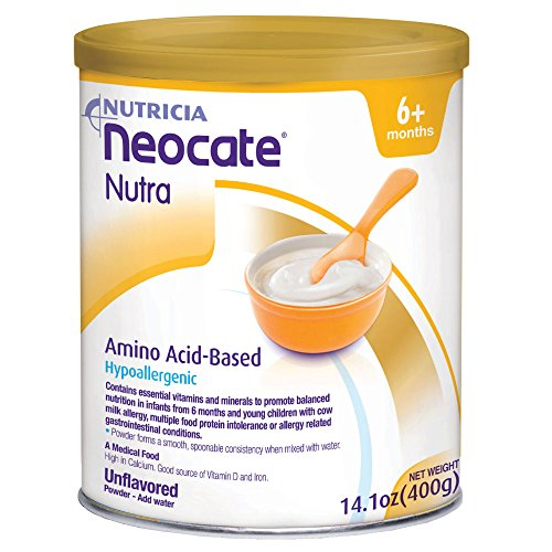 - Neocate Nutra, 14.1 Oz / 400 G (1 Can), 14.1 Count
