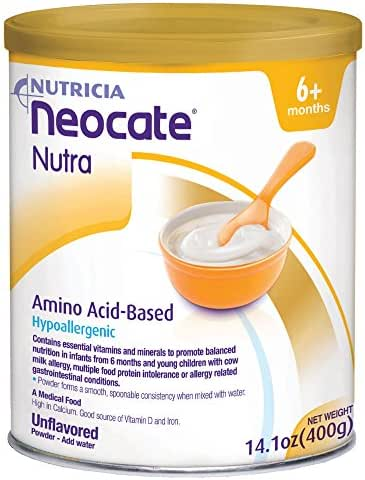 Baby Formula: Neocate Nutra