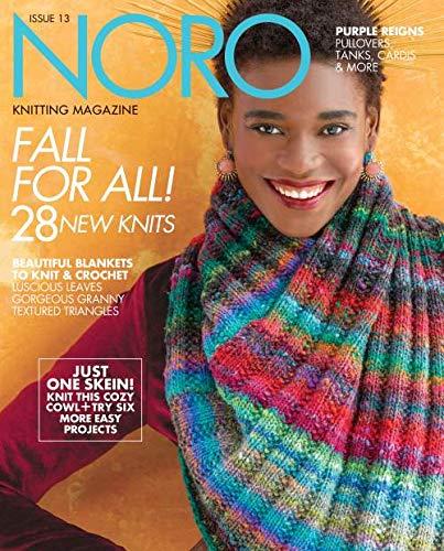 Noro Knitting Magazine #13 Fall 2018
