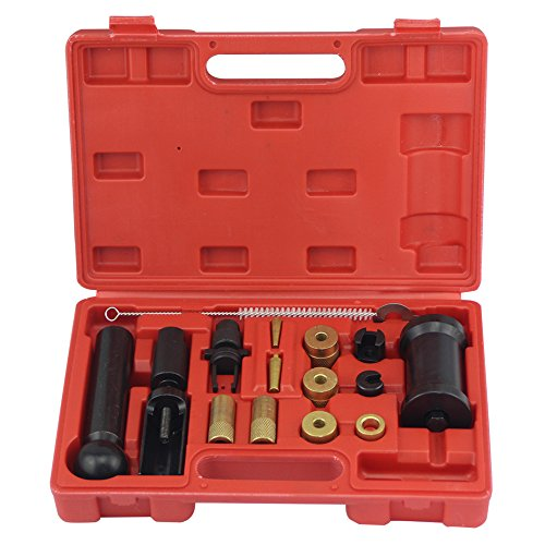 UTOOL New engine Injector Puller Removal Installer Tool Set for VAG Audi VW FSI Petrol Diesel