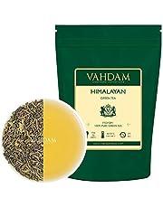 Grüne Teeblätter aus dem Himalaya 100 Gramm (50 Tassen) - Entgiftender, gewichtsreduzierter Tee, 100% reiner grüner Tee aus den Hochlandplantagen in Darjeeling | Detox Tee zum Abnehmen | Abnehmtee