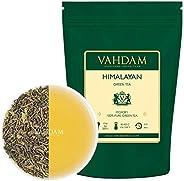 VAHDAM, Green Tea Leaves from Himalayas (50+ Cups) I 100% NATURAL I POWERFUL ANTIOXIDANTS I Serve as ICED TEA