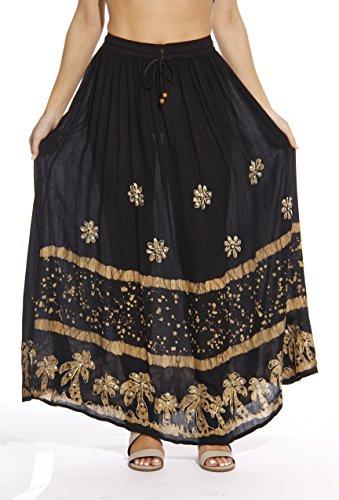 (Riviera Sun Skirts for Women,Black /)