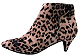Best City Classified Ankle Boots - City Classified Leah Ankle High Pointed Toe Side Review