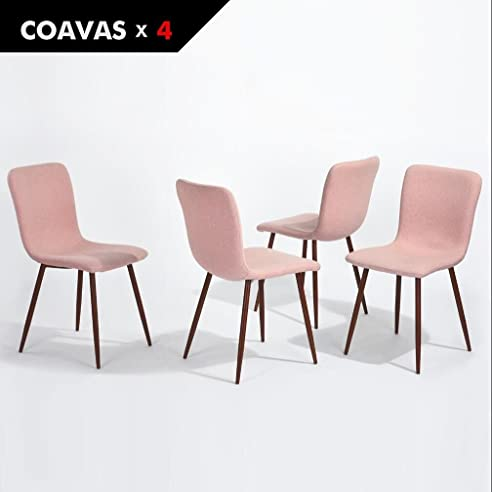 esszimmer stühle coavas stoff kissen küche stühle mit stabilen