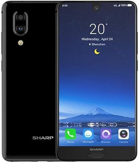 Sharp Aquos S2 Dual SIM 64GB 4GB RAM FS8010 Blue: Amazon.es ...