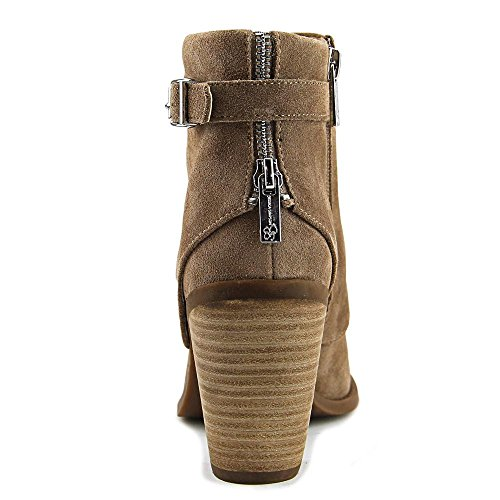 Block Taupe Booties Ankle US 6 Cuff Totally Jessica EU 36 Caralyne Simpson Heel wEqfqI8Y