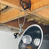 Simple Deluxe HIWKLTCLAMPLIGHTMX6 6-Pack Clamp Lamp
