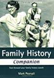 Family History Companion, Mark Pearsall, 1905615078