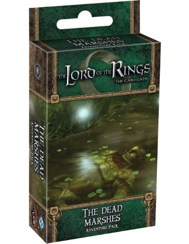 Lord Of The Rings LCG: The Dead Marshes - Risk Board Game Lord Of The Rings
