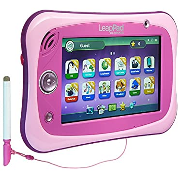 LeapFrog LeapPad Ultimate, Pink