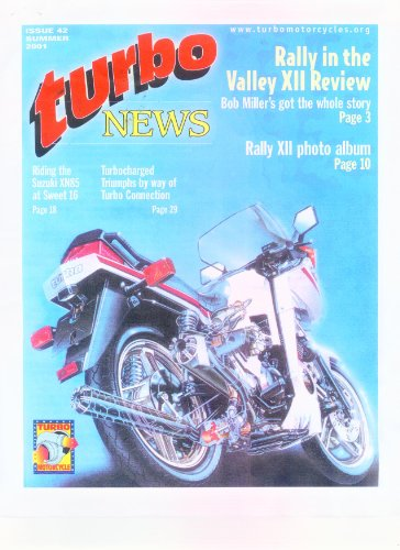 Turbo News #42 (Summer 2001) Kindle Edition