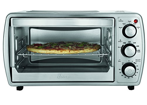 Oster Tssttvcg02 Oster 6 Slice Convection Toaster Oven