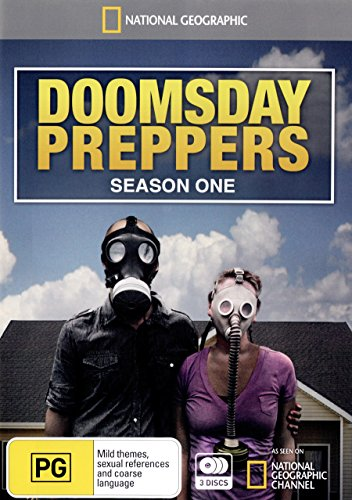 National Geographic's Doomsday Preppers - Season 1 [3 Discs] [NON-USA Format / PAL / Region 4 Import - Australia]