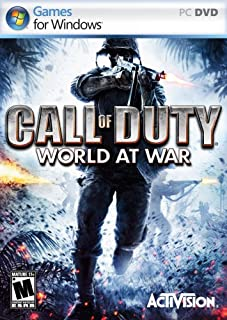 Call of Duty: World at War by Pc Games (B001AWBYRA) | Amazon price tracker / tracking, Amazon price history charts, Amazon price watches, Amazon price drop alerts