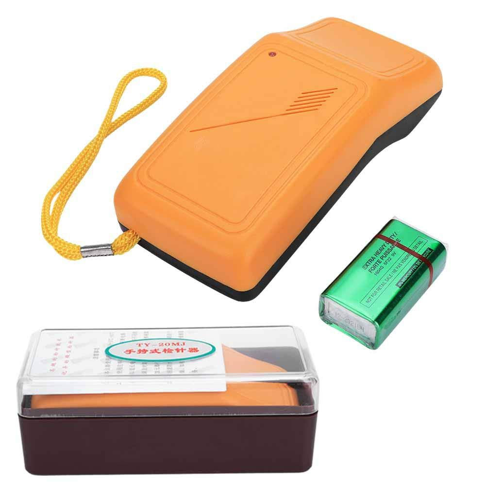 HEEPDD Handheld Needle Detector, Portable High Sensitivity Sewing Needle Detector Broken Needle Detector by HEEPDD