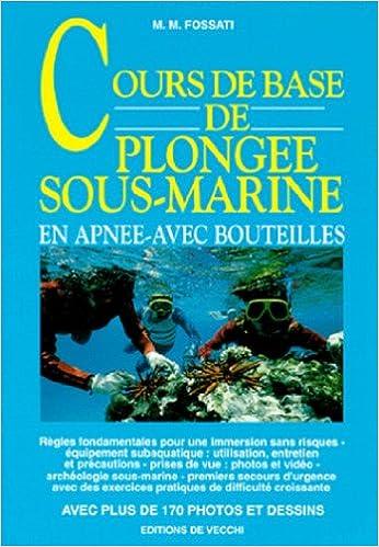 Cours de plongée sous marine pdf