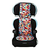 Cosco Pronto Belt Positioning Booster Seat-Monsters