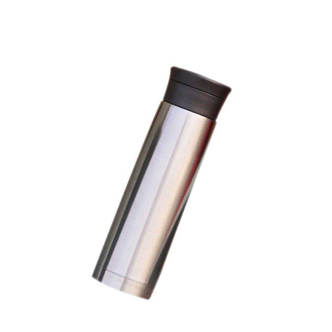 De viaje PNBB taza de café taza de acero inoxidable 420 ML BPA-libre y bloqueo de la tapa evita verde