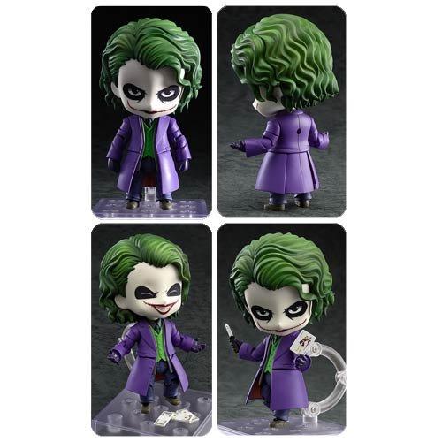 Batman Dark Knight Joker Villains Edition Nendoroid Figure