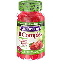 B Complex Gummy Vitamins from Vitafusion