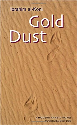 book cover of Gold Dust