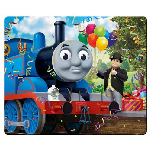 Price comparison product image 26x21cm 10x8inch Mousepads rubber and cloth Non-skid Custom Pattern Thomas the Tank Engine & Friends