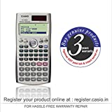 Casio FC-200V Financial Calculator with 4-Line