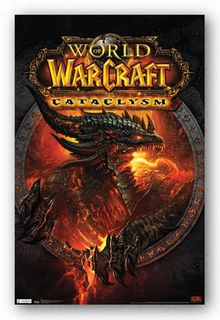 World Of Warcraft Cataclysm Poster 5369