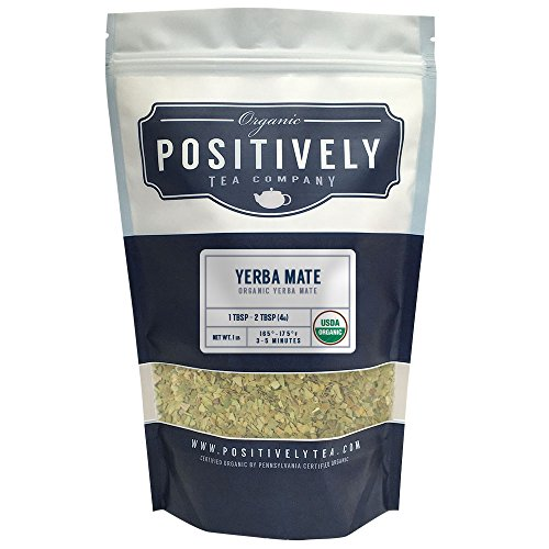 Organic Yerba Tea Loose Positively product image