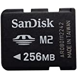 micro sd 256 mb - 256mb Sandisk M2 Memory Stick Micro Card Sdmsm2-256 Genuine for Sony Phones the Best in the World