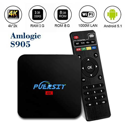 Puersit Android Amlogic 1080P Core A53 product image